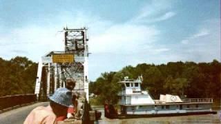 Tugboat barrel roll