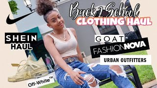 Back to School Clothing  Haul 2020 *Try On Haul* | LexiVee03