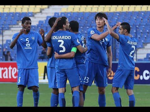 اهداف مباراة الهلال وباختاكور 2-2 بتعليق فهد العتيبي HD 24-2-2016