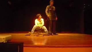 Hermanos Enemigos del dramaturgo peruano Humberto Napuri TUSM Teatro Universitario de San Marcos.