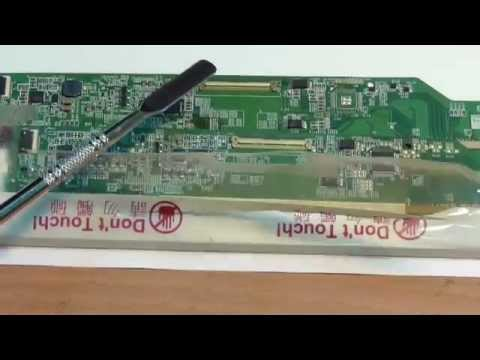 Ремонт LCD матриц для ноутбука или что починить реально - Обзор