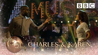 Charles Venn & Karen Clifton Rumba to 'Maria' from West Side Story  - BBC Strictly 2018