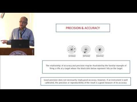 ILSI India: Measurement of Uncertainty (Dr. G.M. Tewari)