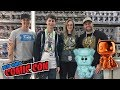 Download An Exclusive Inside Look Into The Nycc Funko Booth