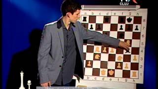 "Emisiunea 47 Regi si Pioni - ""prioritatile deschiderii cand joci cu albul"""