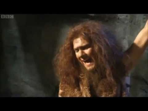 Horrible Histories- Stone Age Medley