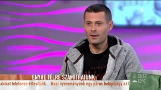 Reisz András: ˝Az időjárással nem úgy kell foglalkozni, mint valami ellenséggel˝ - tv2.hu/mokka