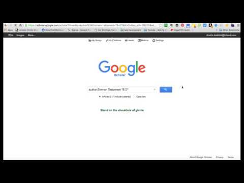How to Best Use Google for Research & Term Papers   Google Scholar & Google Tricks