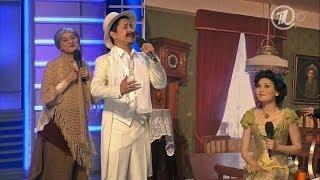 КВН Азия микс - 2014 Высшая лига Первая 1/4 Музыкальный номер