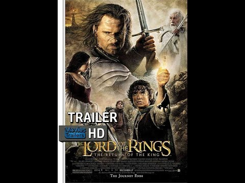 The Lord of the Rings The Return of the King 2003 Official Trailer - (Watch Online from Description)