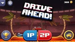 2 новых бага в DriveAhead!