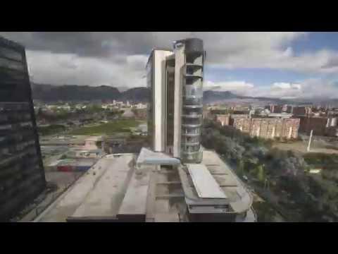 Grand Hyatt de Colombia CIUDAD EMPRESARIAL - Bogotá avance del megaproyecto