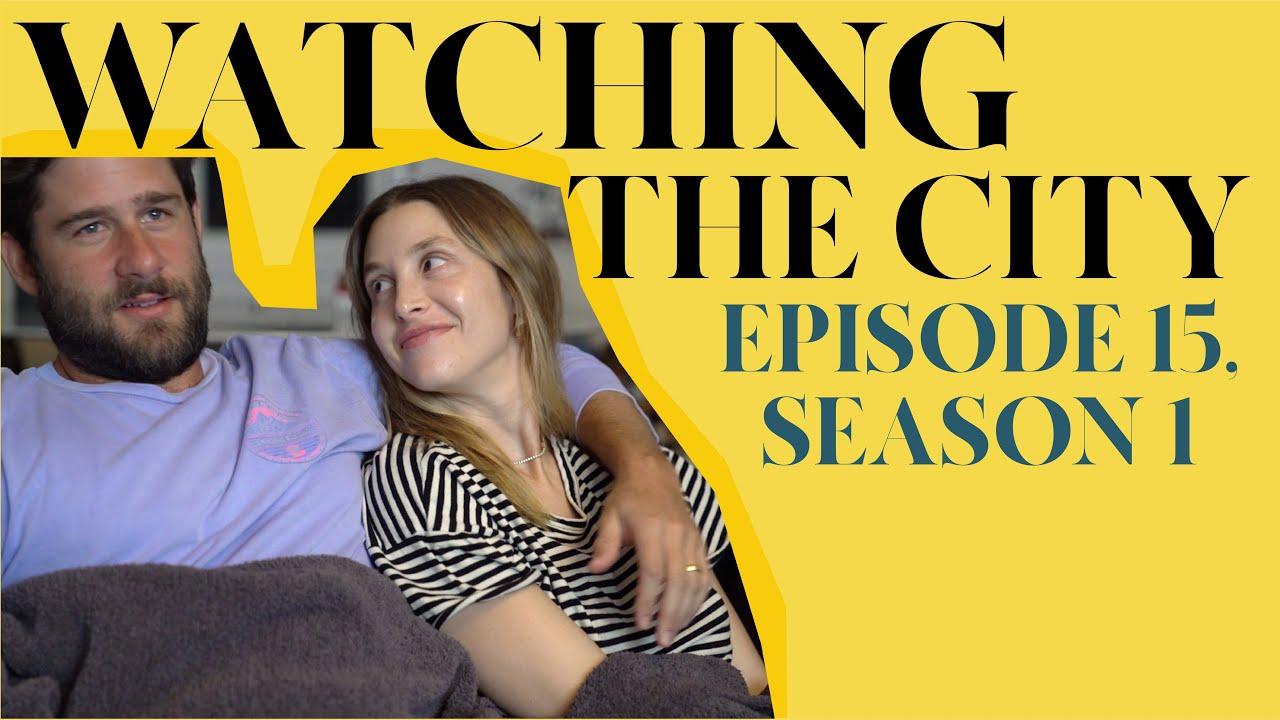 Reacting to 'The City' | Episode 15, Season 1 | Whitney Port