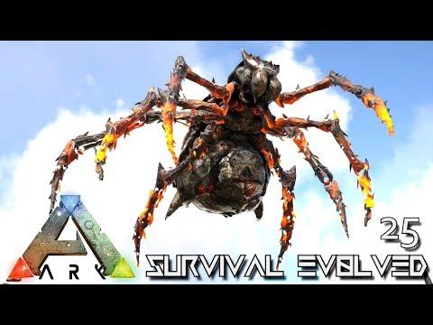ARK: SURVIVAL EVOLVED - EPIC NEW BOSSES & ZOMBIE DINOS !!! E25