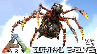 ark survival evolved epic new bosses zombie dinos e25 modded ark pugnacia dinos