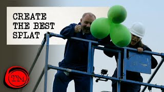 Create the Best Splat | Full Task | Taskmaster