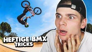 Die HEFTIGSTEN BMX TRICKS 😱