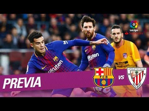 Previa FC Barcelona vs Athletic Club