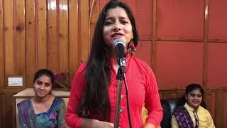 Laung lachi/ mannat noor/ cover by Shreya tkma