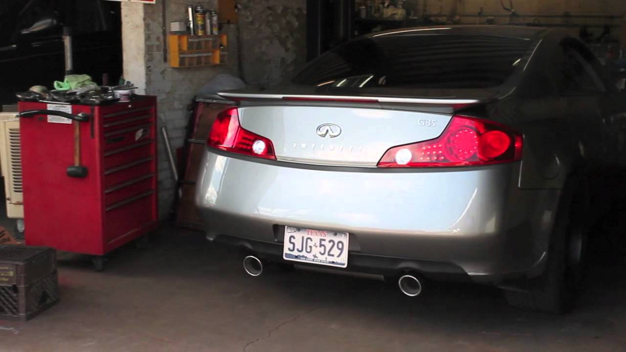top speed pro1 infiniti g35 nissan 350z catback exhaust. Black Bedroom Furniture Sets. Home Design Ideas
