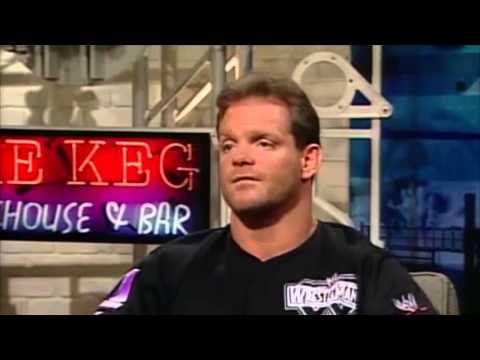 Chris Benoit on Eddie Guerrero