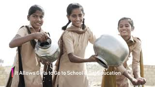 Gender Equality & Water and Sanitation