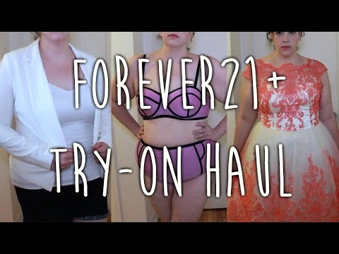 PLUS SIZE TRY ON HAUL Modcloth, Forever21+, AliExpress