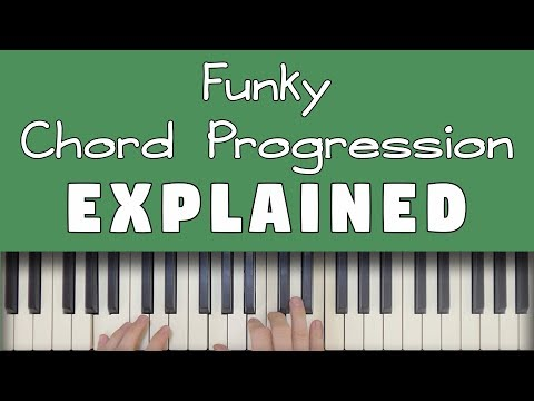 Funky Chord Progression EXPLAINED!