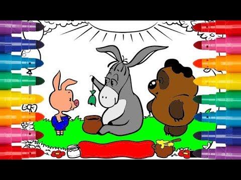 Винни Пух и Пятачок советские мультфильмы интересная ...