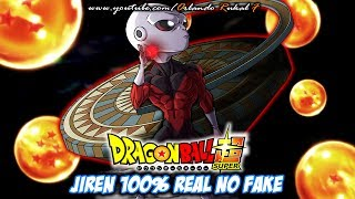 Jiren 100% REAL no FAKE :v | Dragon Ball Super (Parodia)