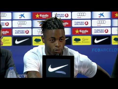 TV3 - Flaix - Alex Song
