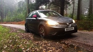 MG3 1.5 VTi 3Style Review - Inside Lane