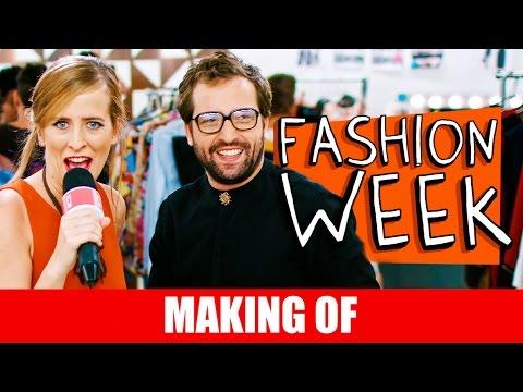 Making Of – Fashion Week
