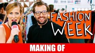 Vídeo - Making Of – Fashion Week