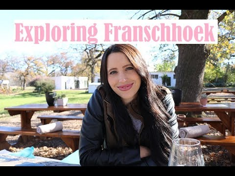 Exploring Franschhoek: Cape Town Winelands in South Africa
