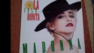 Madonna - La Isla Bonita (Extended Remix) - Maxi Single - Sire - 1987 (Vinyl)