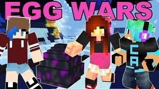 Minecraft / Egg Wars Marathon 2 / HACKER!!! / Dollastic Plays / Radiojh Games