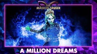 Zeemeermin - 'A Million Dreams'   The Masked Singer   VTM