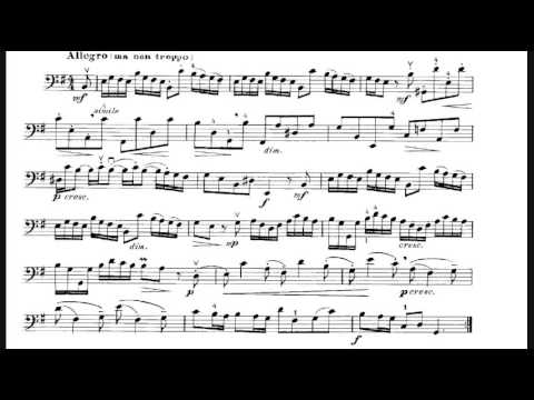 Vivaldi Sonata No.5 in E minor - MOV II Allegro