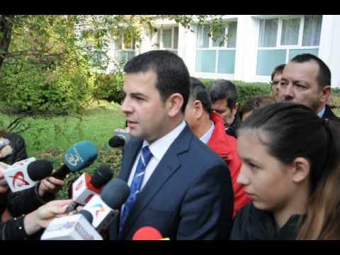 Declaratii dupa vot Daniel Constantin