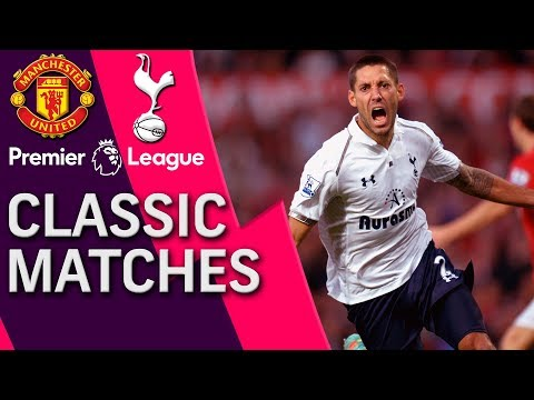 Man United v. Tottenham | PREMIER LEAGUE CLASSIC MATCH | 9/29/12 | NBC Sports