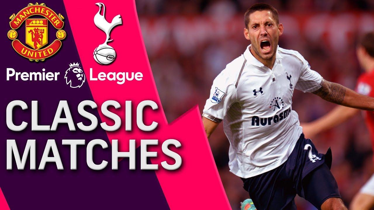 Man United v. Tottenham | PREMIER LEAGUE CLASSIC MATCH | 9/29/12 | NBC Sports