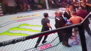 Shocking video: Khabib Nurmagomedov jumps cage, brawl ensues after beating Conor McGregor at UFC 229