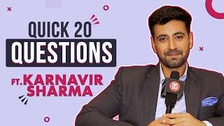 Quick 20 Questions Ft. Karnavir Sharma Aka Shaurya   Shaurya Aur Anokhi Ki Kahani