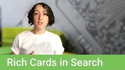 Stand out in search results with Rich Cards