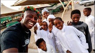 Saudi Arabia. Pt 8: The Oldest Black Neighborhood in Riyadh and The African School