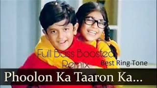 phoolon ka taaron ka remix Ringtone Free Download