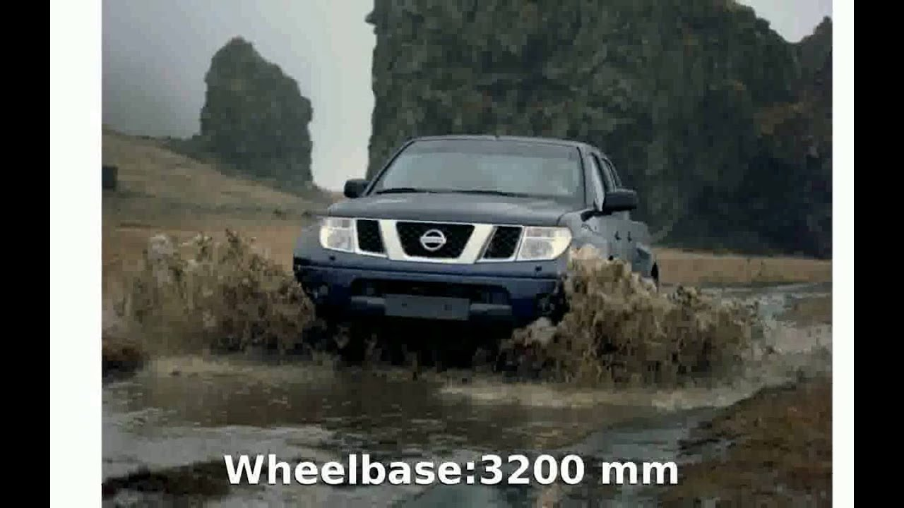 2005 nissan navara king cab d40 features and specification youtube 2005 nissan navara king cab d40 features and specification vanachro Image collections