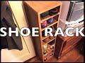 DIY building a shoe rack
