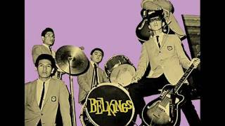 Los Belkings - Negro es Negro (45 rpm)